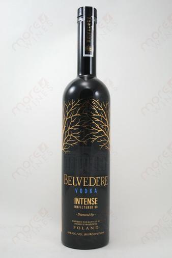 Belvedere Intense Diamond Rye Vodka 750ml