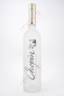 Chopin Wheat Vodka 750ml