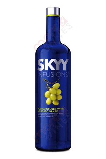 Skyy Infusions Moscato Grape Vodka 750ml
