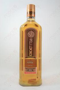 Khortytsa Pepper Honey Hot Vodka 1L