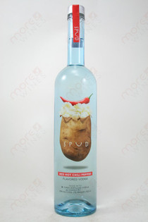Spud Red Hot Chili Pepper Vodka 750ml