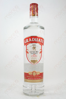Graduate Luxury Vodka 750ml