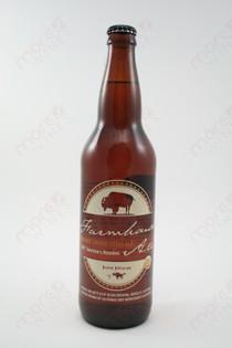 Bison Organic Saison-Style Ale