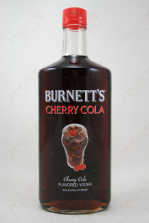 Burnett's Cherry Cola Vodka 750ml