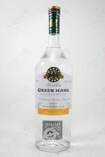 Green Mark Vodka 750ml