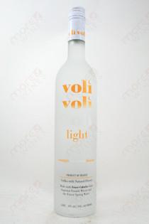 Voli Light Mango Coconut Vodka 750ml