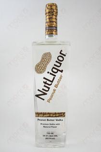 Nutliquor Peanut Butter Vodka 750ml