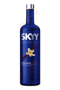 Skyy Infusions Vanilla Bean Vodka 750ml