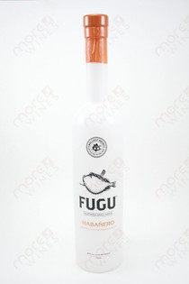 Ballast Point Fugu Habanero Vodka 750ml