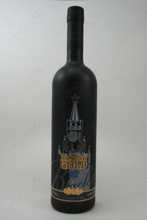 Moscow Gold Vodka 750ml