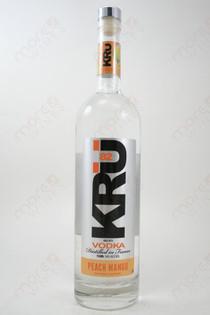 KRU 82 Peach Mango Vodka 750ml