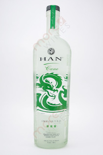 Han Cane Soju Asian Rum 750ml