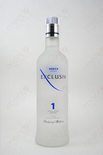 Exclusiv 'Vodca' Vodka 750ml