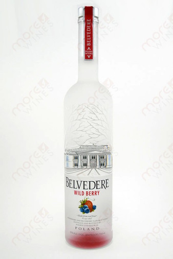Belvedere Wild Berry Vodka 750ml