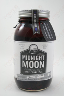 Midnight Moon Blackberry Moonshine 750ml