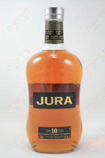 Jura Origin 10 Year Old Whiskey 750ml