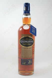 Glengoyne 21 Year Old Whiskey 750ml