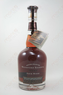 Woodford Reserve Master's Collection Four Wood Whiskey 750ml