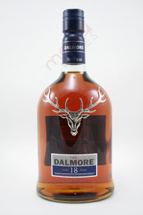 The Dalmore 18 Year Old Whiskey 750ml
