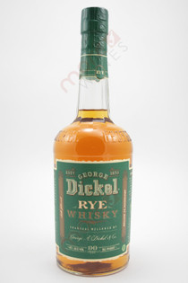 Dickel Rye Whiskey 750ml