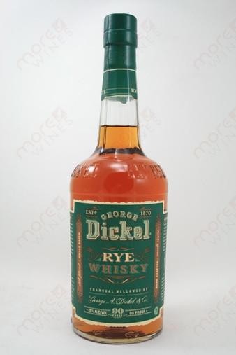 Dickel Rye Whiskey 750ml