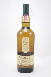 Lagavulin Cask Strength 12 Year Old Single Malt Scotch Whisky 750ml