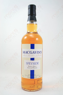 Macgavin's Speyside Whiskey 750ml