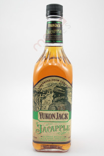 Yukon Jack Jacapple 750ml