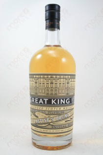 Compass Box Great King St Artist's Blend Whiskey 750ml
