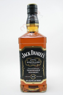 Jack Daniel's Master Distiller Series No. 1 Whiskey 750ml