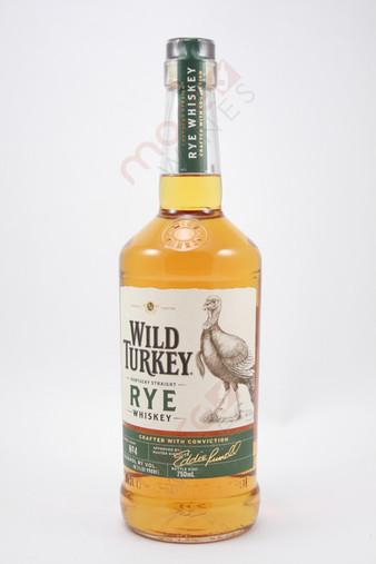 Wild Turkey Rye Whiskey 750ml