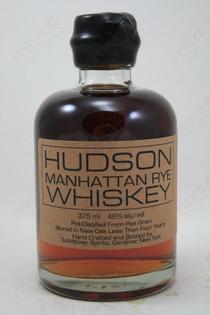 Hudson Manhattan Rye Whiskey 375ml