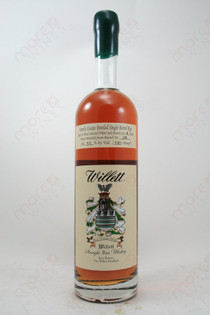Willett Staight Rye Whiskey 750ml