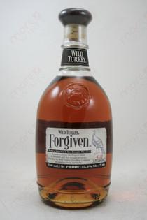 Wild Turkey Forgiven Whiskey 750ml