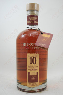Russell's Reserve 10 Year Old Whiskey 750ml
