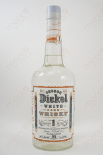 George Dickel White Corn Whiskey 750ml