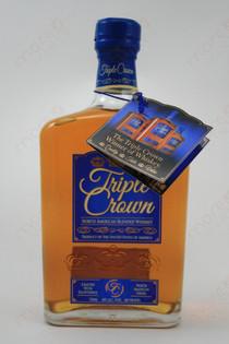 Triple Crown Whiskey 750ml