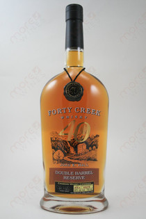 Forty Creek Double Barrel Reserve Whiskey 750ml