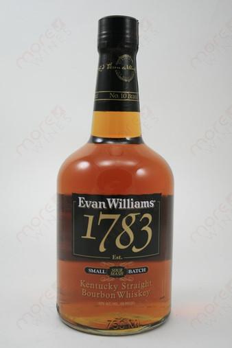 Evan Williams 1783 750ml