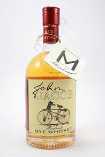 John Jacob Rye Whiskey 750ml