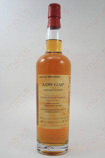 Low Gap Single Barrel Whiskey 750ml