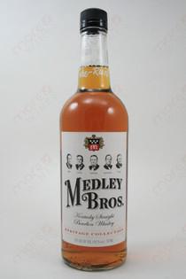 Medley Bros. 102 Proof WHiskey 750ml