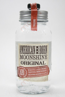 American Born Moonshine 750ml