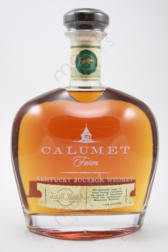 Calumet Farm Small Batch Bourbon Whiskey 750ml