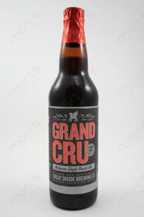 Great Divide Grand Cru Belgian-Style Dark Ale