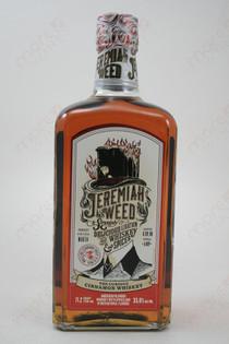 Jeremiah Weed Cinnamon Whiskey 750ml