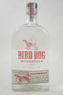 Bird Dog Peppermint Moonshine 750ml