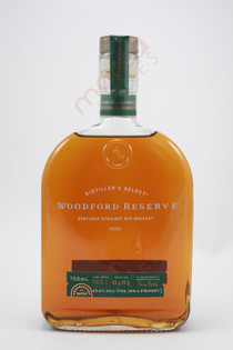 Woodford Reserve Distiller's Select Kentucky Straight Rye Whiskey 750ml