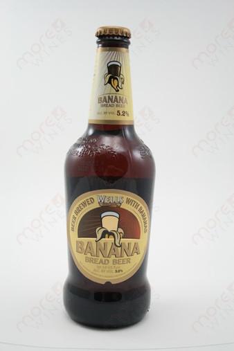 Wells Banana Bread Beer Ale
