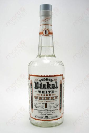 George Dickel No. 1 White Corn Whisky 750ml